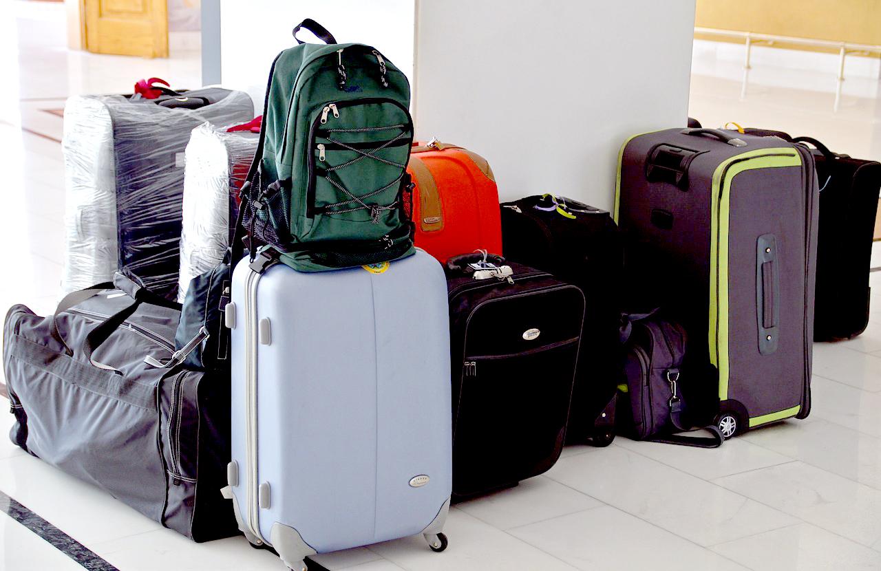 Wer Koffer in Folie packt, hat dafür meist einen guten Grund. ©pixabay.com/ivabalk